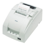 Epson TM-U220PB (007): Parallel, PS, ECW dot matrix printer