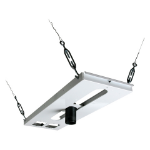 NECDISPLAY Adjustable Suspended Ceiling Plate For use with NEC Proj M
