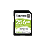 Kingston Technology Canvas Select Plus flashgeheugen 256 GB SDXC Klasse 10 UHS-I