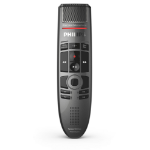 Philips SpeechMike Premium Touch dictaphone Grey,Metallic