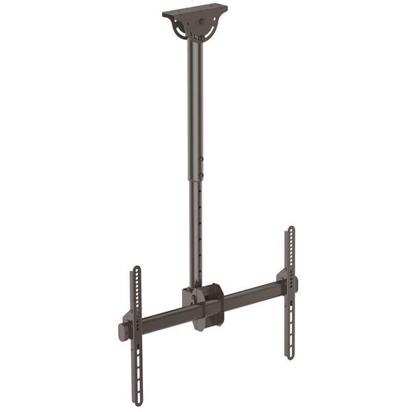 StarTech.com Flat-Screen TV Ceiling Mount - Short Pole - Full Motion
