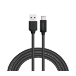 Jivo Technology USB Type C to USB-A 1.8 M Blk