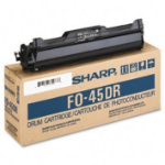 Sharp FO-45DR Drum kit, 20K pages