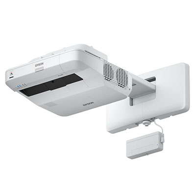 EPSON EB-696UI ULTRA SHORT THROW INTERACTIVE EDUCATION PROJECTOR WHITE