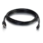 C2G 4m USB 2.0 A Male to Micro-USB B Male Cable (15ft)