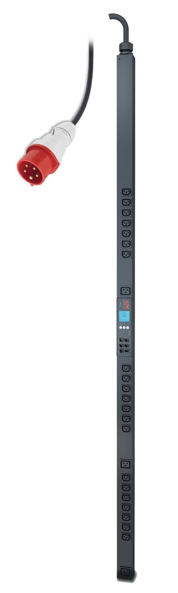 APC AP8481 unidad de distribución de energía (PDU) 0U Negro 24 salidas AC