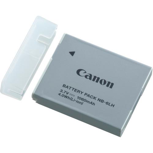 Canon NB-6LH Lithium-Ion (Li-Ion) 1060 mAh