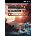 Paradox Interactive Hearts of Iron IV: Together, PC/MAC/Linux Videospiel Standard Deutsch