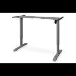 Digitus DA-90404 standing desk frame Electric 2 leg(s) Grey