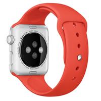 Apple 42mm Sport Band - Watch strap - orange - for Watch (42 mm)