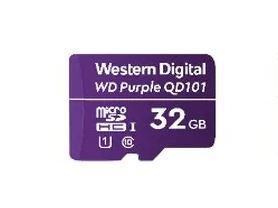 Western Digital WD Purple SC QD101 memoria flash 32 GB MicroSDHC Clase 10