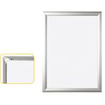 Bi-Office A3 Snap Display Clip Frame White DD