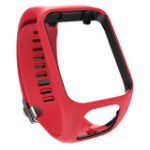 TomTom Premium Watch Strap (Red - Large)