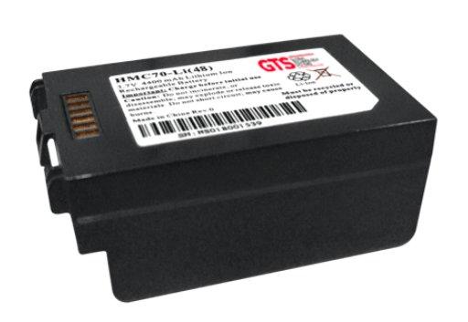 GTS HMC70-LI(48) pieza de repuesto para ordenador de bolsillo tipo PDA Batería