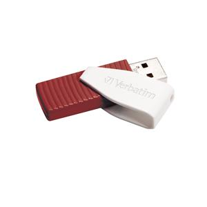 Verbatim Store 'n' Go Swivel 16GB 16GB USB 2.0 Red USB flash drive