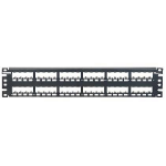 Panduit 48-port metal modular patch panel