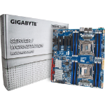 Gigabyte MW70-3S0 Intel® C612 LGA 2011-v3 Extended ATX server/workstation motherboard