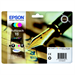 Epson C13T16264010 (16) Ink cartridge multi pack, 175pg + 3x165pg, 1x5.4ml + 3x3.1ml, Pack qty 4