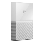 Western Digital My Passport 4000GB White external hard drive