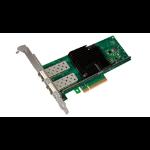 Intel X710DA2BLK Netzwerkkarte Intern Faser 10000 Mbit/s