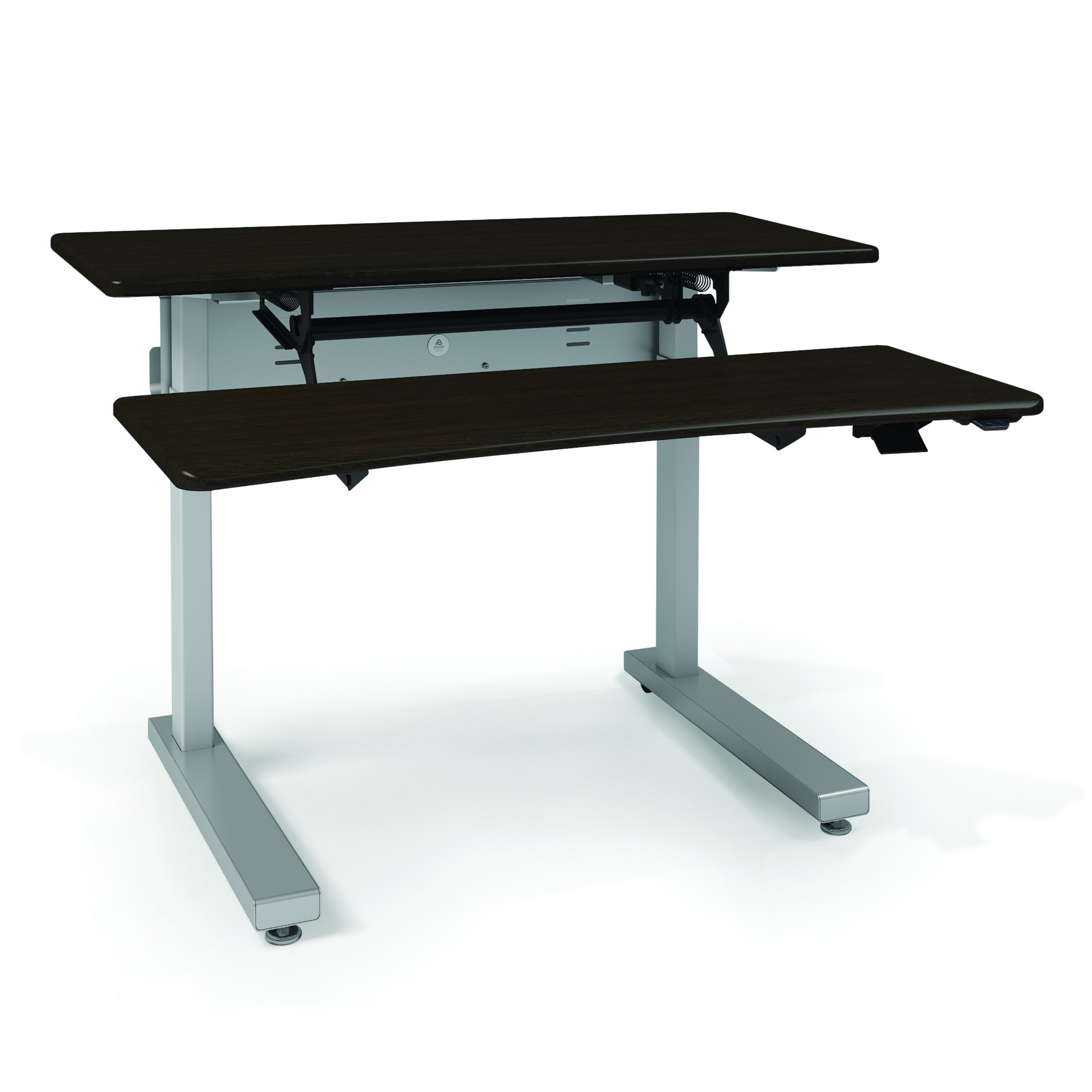 Ergotron Elevate Adjusta 48 Black Computer Desk Microk12