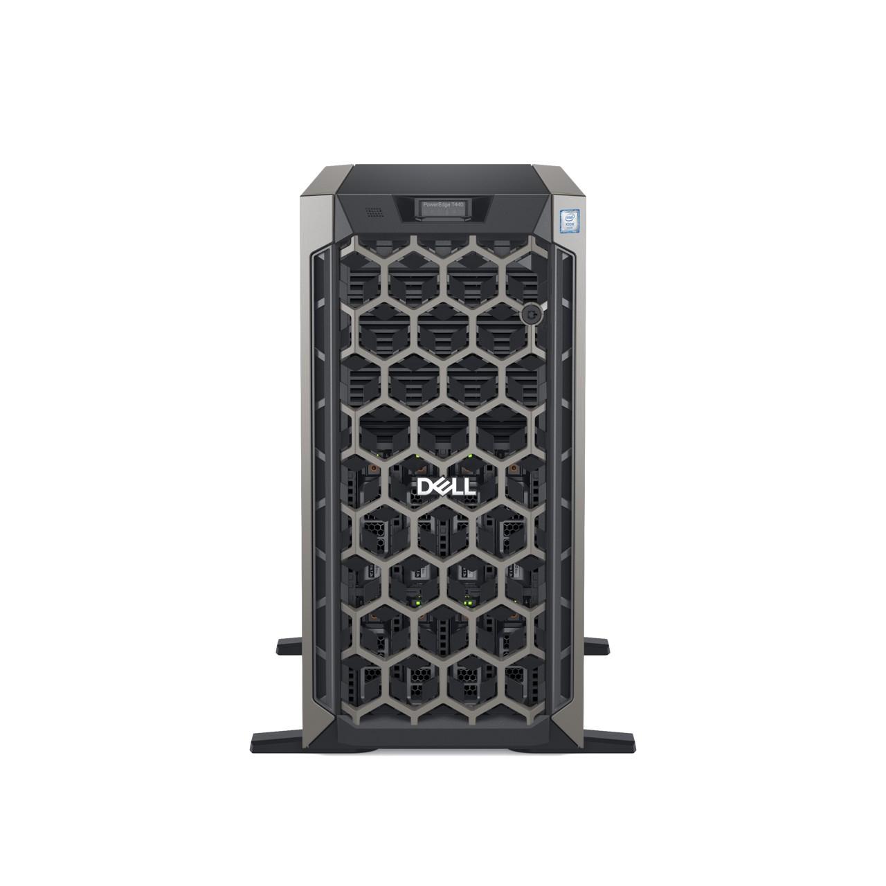 DELL PowerEdge T440 2.1GHz 4110 495W Tower (5U) server