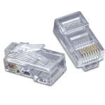 C2G 88122 wire connector RJ-45 White