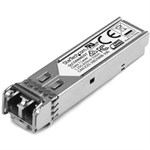 StarTech.com Gigabit Fiber 1000Base-SX SFP Transceiver Module - Cisco GLC-SX-MMD Compatible - MM LC - 550m (1804 ft)