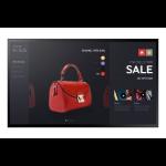 "Samsung PM55F-BC Digital signage flat panel 139.7 cm (55"") LED Full HD Black Touchscreen Linux"