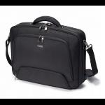 "Dicota Multi PRO notebook case 35.8 cm (14.1"") Briefcase Black"