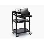 Bretford A2642NSE multimedia cart/stand Black