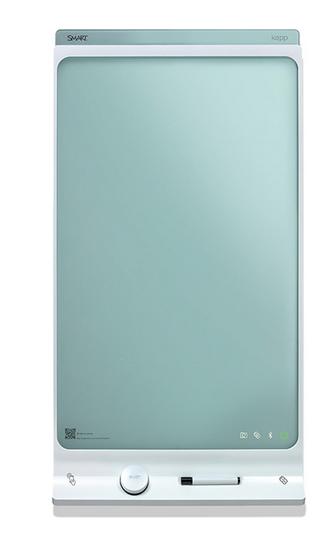 "SMART Technologies kapp 42 42"" Touchscreen USB / Bluetooth White interactive whiteboard"
