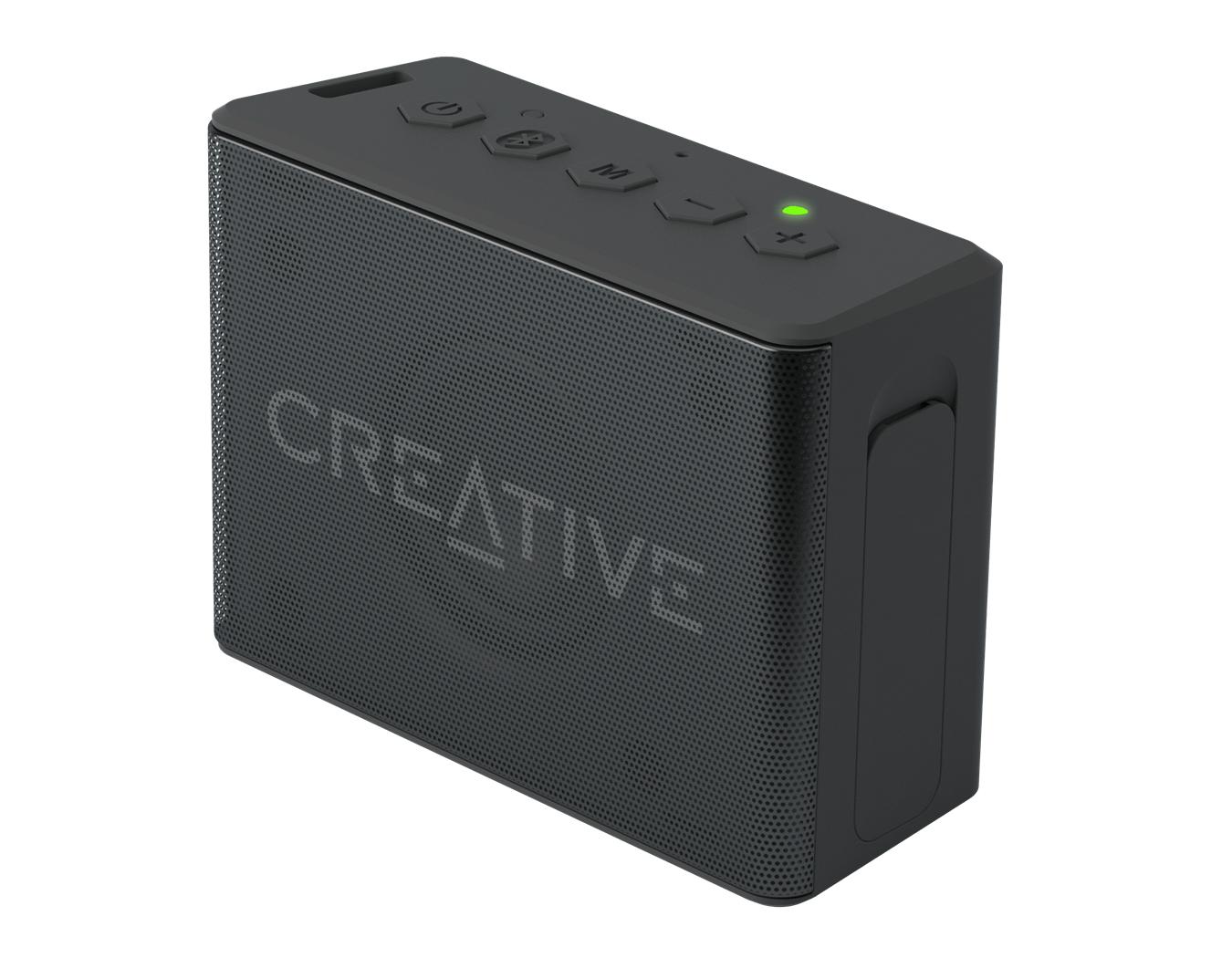 Creative Labs MUVO 2c Stereo portable speaker Black