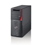 Fujitsu CELSIUS M740 3.6GHz E5-1650V4 Desktop Black Workstation