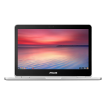 "ASUS Chromebook Flip C302CA-GU017-OSS notebook Grey 31.8 cm (12.5"") 1920 x 1080 pixels Touchscreen Intel® Core™ M 8 GB 64 GB Flash Chrome OS"