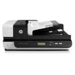 HP Scanjet 7500 Flatbed & ADF 600 x 600DPI A4 Black,White