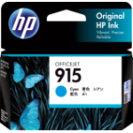 HP 915 Original Cyan 1 pc(s)