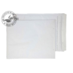Blake Purely Packaging Envolite White Padded Bubble Pocket Peel and Seal 470x350mm (Pk 50)