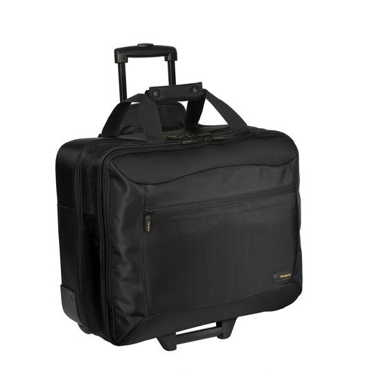 "Targus CityGear notebook case 43.9 cm (17.3"") Trolley case Black"