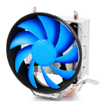 DeepCool Gammaxx 200T, Heatsink & Fan, Intel & AMD Sockets, Fluid-dynamic Bearing, Core Touch Tech