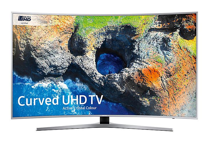 "Samsung UE55MU6500U 55"" 4K Ultra HD Smart TV Wi-Fi LED TV"