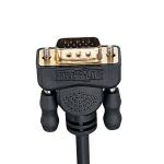 Tripp Lite VGA Monitor Cable, 640x480 (HD15 M/M), 1.83 m