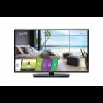 """LG 49UT340H0UA hospitality TV 49"""" 4K Ultra HD 400 cd/m² Black 10 W"""