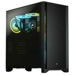 Corsair 4000D Midi Tower Black