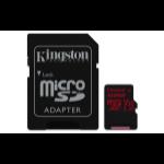 Kingston Technology Canvas React memory card 512 GB MicroSDHC Class 10 UHS-I