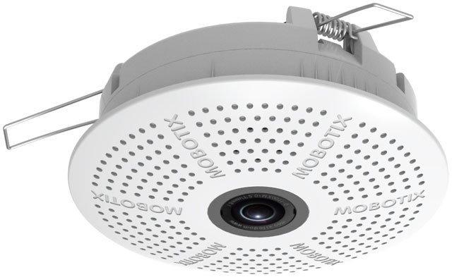 Mobotix C25 IP security camera Indoor Dome White