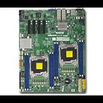 Supermicro X10DRD-ITP Intel C612 Socket R (LGA 2011) Extended ATX server/workstation motherboard