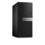 DELL OptiPlex 5050 3.6GHz i7-7700 Mini Tower Black PC