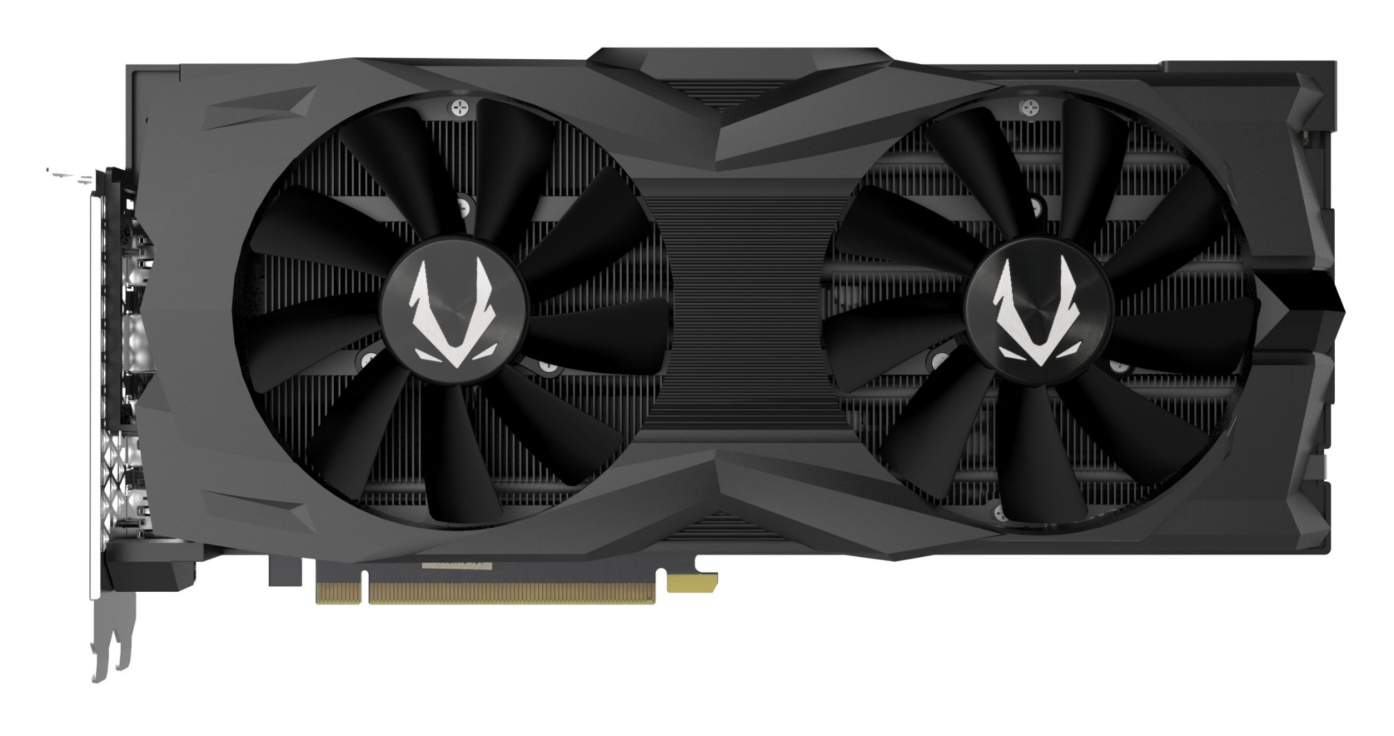 Zotac ZT-T20820D-10P graphics card NVIDIA GeForce RTX 2080 SUPER 8 GB GDDR6
