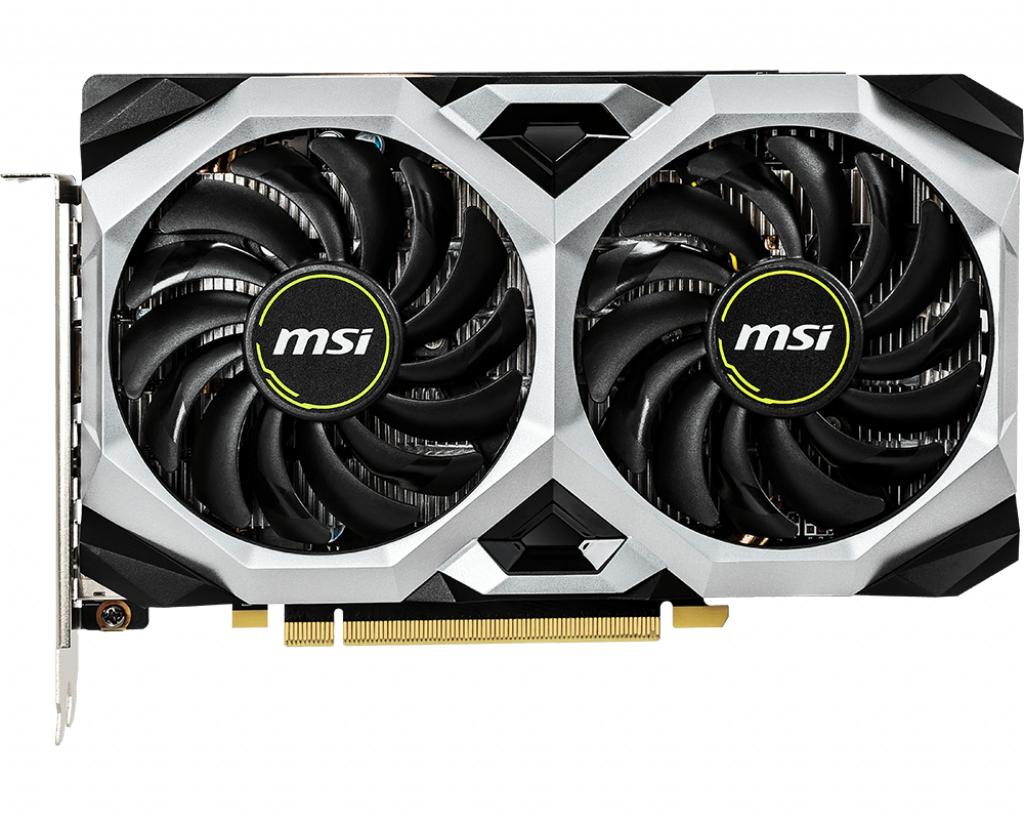 MSI V379-013R graphics card NVIDIA GeForce GTX 1660 6 GB GDDR5